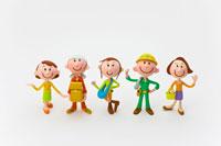 様々な職業の人たち 22748000425| 写真素材・ストックフォト・画像・イラスト素材|アマナイメージズ