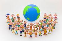 地球と人々