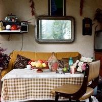 Kitchen interior from Ohrid