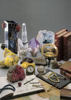 Mineral collectors equipment