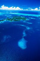 上空から見たロックアイランド