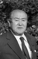 総理官邸 鈴木善幸総理大臣 1980年12月26日
