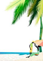 海辺にいる母と子 22987000088| 写真素材・ストックフォト・画像・イラスト素材|アマナイメージズ