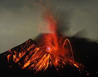 桜島昭和火口の爆発的噴火