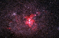 エータ・カリーナ星雲