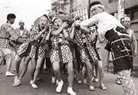 東京 祭りの子どもたち 昭和35年