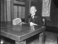 総理大臣 海軍大将 岡田啓介
