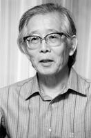 筑波大名誉教授 白川英樹 ノーベル化学賞受賞 23007002328| 写真素材・ストックフォト・画像・イラスト素材|アマナイメージズ