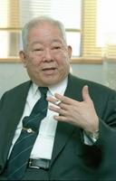 ノーベル物理学賞(ニュートリノ天文学) 小柴昌俊東大名誉教授