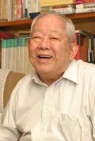 ノーベル物理学賞(ニュートリノ天文学) 小柴昌俊東大名誉教授 23007002335| 写真素材・ストックフォト・画像・イラスト素材|アマナイメージズ