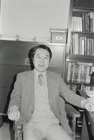 物理学者 南部陽一郎 ノーベル物理学賞受賞者 23007002350| 写真素材・ストックフォト・画像・イラスト素材|アマナイメージズ