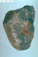 藍閃片岩 23018001725| 写真素材・ストックフォト・画像・イラスト素材|アマナイメージズ