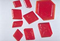 赤血塩の結晶