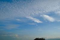 巻積雲 23018002786| 写真素材・ストックフォト・画像・イラスト素材|アマナイメージズ