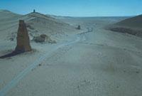 シリア砂漠