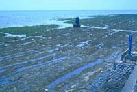 干潮(定点観測) 23018002876| 写真素材・ストックフォト・画像・イラスト素材|アマナイメージズ