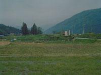 根尾谷断層 23018002920| 写真素材・ストックフォト・画像・イラスト素材|アマナイメージズ