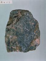 チャート 水生岩類古生界