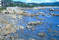 干潮(定点観測) 23018003070| 写真素材・ストックフォト・画像・イラスト素材|アマナイメージズ