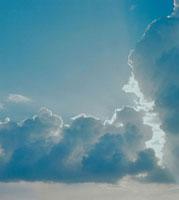 積乱雲(入道雲) 23018003190| 写真素材・ストックフォト・画像・イラスト素材|アマナイメージズ