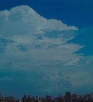 積乱雲 23018003191| 写真素材・ストックフォト・画像・イラスト素材|アマナイメージズ