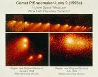 シューメーカーレビー第9彗星