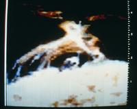 太陽のプロミネンス(着色) 23018048860| 写真素材・ストックフォト・画像・イラスト素材|アマナイメージズ