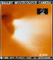 ハレー彗星の核