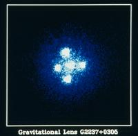 重力レンズG2237+030