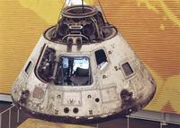 司令船(アポロ8号)