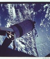 宇宙船(アポロ7号)