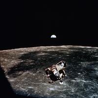 月着陸船イーグル(アポロ11号)