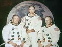 宇宙飛行士(アポロ11号)