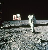 月面活動(アポロ11号)