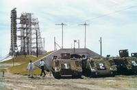 ロケット発射台(アポロ11号)