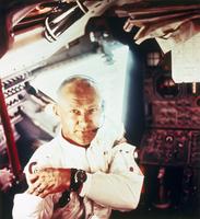 オルドリン宇宙飛行士(アポロ11号)