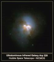 特異銀河Arp220