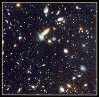 遠方の宇宙の銀河
