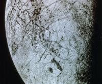 木星の衛星 エウロパの表面 23018048995| 写真素材・ストックフォト・画像・イラスト素材|アマナイメージズ