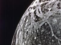 木星の衛星 ガニメデの表面 23018048996| 写真素材・ストックフォト・画像・イラスト素材|アマナイメージズ