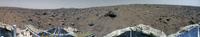 火星の表面(360°パノラマ)