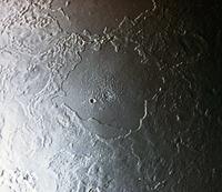 海王星の衛星トリトンの表面