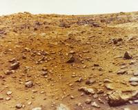 火星の表面(バイキング)