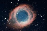 らせん状星雲NGC7293 23018049047| 写真素材・ストックフォト・画像・イラスト素材|アマナイメージズ