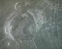 金星のコロナ環状地形