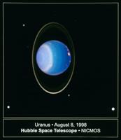 天王星と環