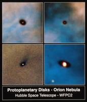 オリオン大星雲内原始惑星系円盤 23018049106| 写真素材・ストックフォト・画像・イラスト素材|アマナイメージズ