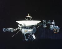 惑星探査機ボイジャー1号 23018049119| 写真素材・ストックフォト・画像・イラスト素材|アマナイメージズ