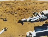 火星探査機バイキング1号 23018049123| 写真素材・ストックフォト・画像・イラスト素材|アマナイメージズ