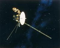 惑星探査機ボイジャー 23018049127| 写真素材・ストックフォト・画像・イラスト素材|アマナイメージズ